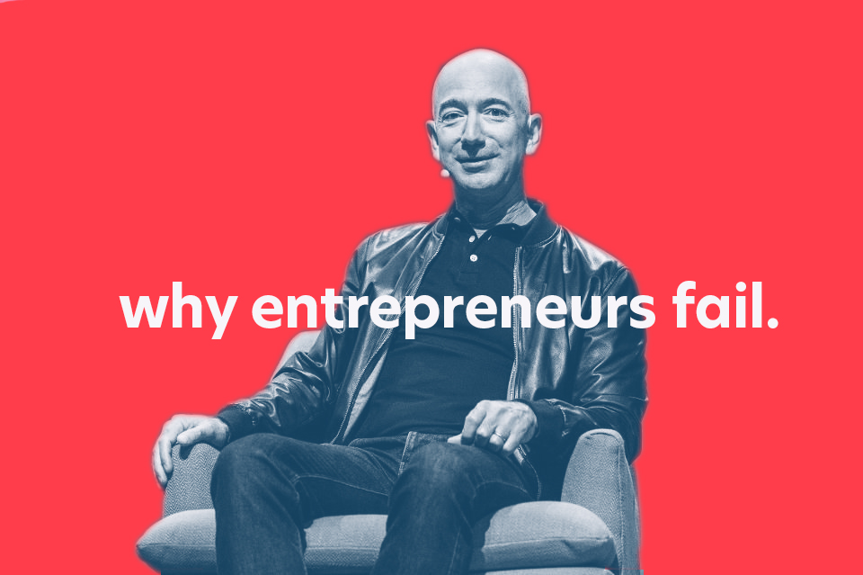 Why Most Entrepeneurs Fail?